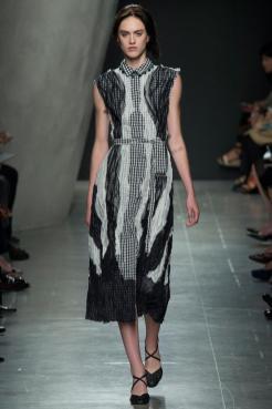 Sarah Brannon - Bottega Veneta Spring 2015