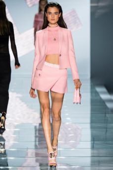 Blanca Padilla - Versace Spring 2015