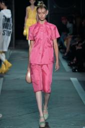 Ondria Hardin - Marc by Marc Jacobs Spring 2015