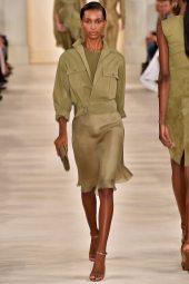 Jasmine Tookes - Ralph Lauren Spring 2015