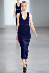 Jo Molenaar - Calvin Klein Collection Spring 2015