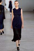 Waleska Gorczevski - Calvin Klein Collection Spring 2015