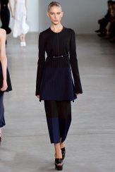 Sabina Lobova - Calvin Klein Collection Spring 2015