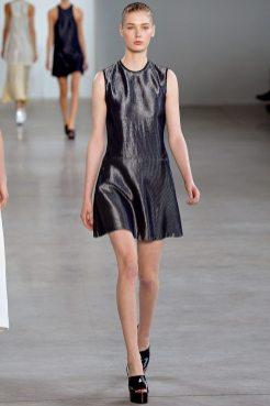 Sina - Calvin Klein Collection Spring 2015