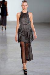Elena Peter - Calvin Klein Collection Spring 2015