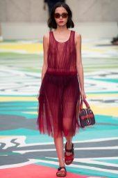 Xiao Wen Ju - Burberry Prorsum Spring 2015