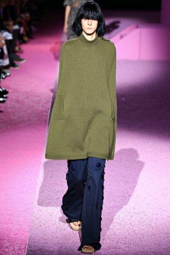 Phillipa Hemphrey - Marc Jacobs Spring 2015