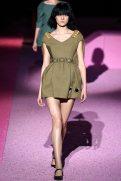 Yumi Lambert - Marc Jacobs Spring 2015