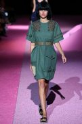 Catherine McNeil - Marc Jacobs Spring 2015