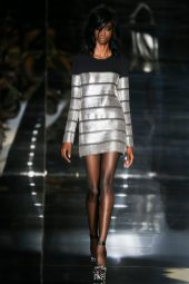 Crystal Noreiga - Tom Ford Spring 2015