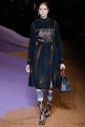 Natalie Westling - Prada Spring 2015