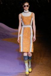 Yumi Lambert - Prada Spring 2015