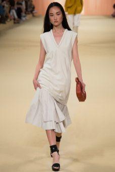 Jing Wen - Hermès Spring 2015