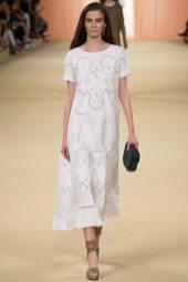 Dasha Denisenko - Hermès Spring 2015
