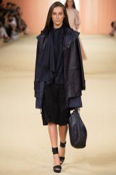 Julia Bergshoeff - Hermès Spring 2015