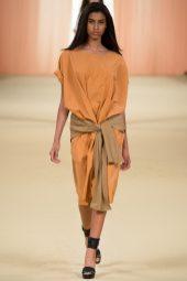 Imaan Hammam - Hermès Spring 2015