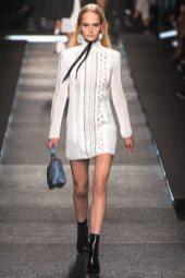 Jean Campbell - Louis Vuitton Spring 2015
