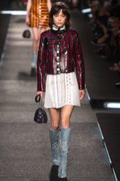 Mae Lapres - Louis Vuitton Spring 2015
