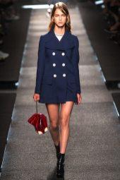 Julia Jamin - Louis Vuitton Spring 2015