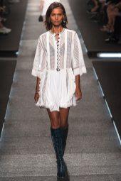 Liya Kebede - Louis Vuitton Spring 2015