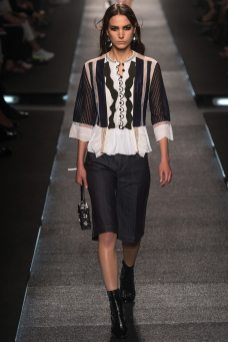 Mijo Mihaljcic - Louis Vuitton Spring 2015