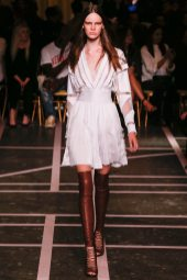 Shannon Keenan - Givenchy Spring 2015