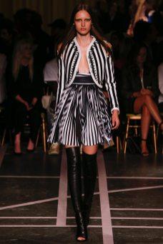 Stasha Yatchuk - Givenchy Spring 2015
