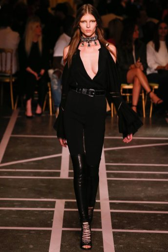 Anastasia Lagune - Givenchy Spring 2015