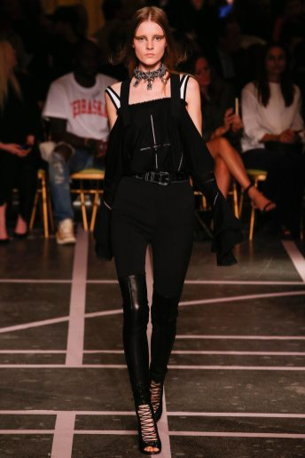 Morta Kontrimaite - Givenchy Spring 2015