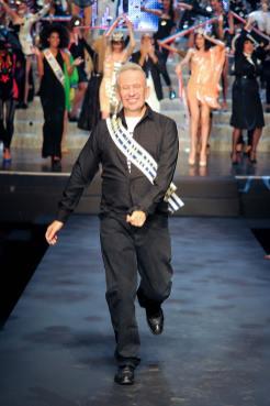 Jean Paul Gaultier - Jean Paul Gaultier Spring 2015
