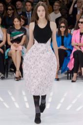 Taya Ermoshkina - Christian Dior Spring 2015
