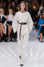 Irina Liss - Christian Dior Spring 2015