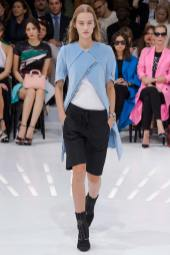 Maartje Verhoef - Christian Dior Spring 2015