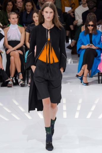 Marie Piovesan - Christian Dior Spring 2015