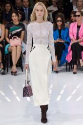 Harleth Kuusik - Christian Dior Spring 2015