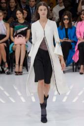 Diana Moldovan - Christian Dior Spring 2015