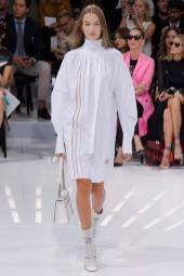 Paulina King - Christian Dior Spring 2015