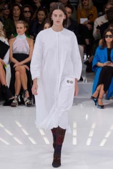 Amanda Murphy - Christian Dior Spring 2015