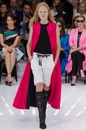 Hanne Gaby Odiele - Christian Dior Spring 2015