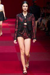 Blanca Padilla - Dolce & Gabbana Spring 2015 Koleksiyonu