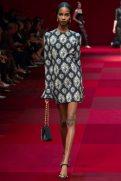 Tami Williams - Dolce & Gabbana Spring 2015 Koleksiyonu