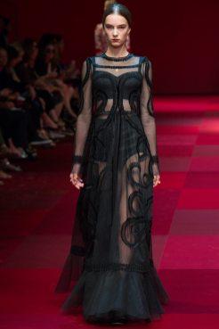 Irina Liss - Dolce & Gabbana Spring 2015 Koleksiyonu