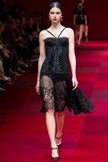 Irma Spies - Dolce & Gabbana Spring 2015 Koleksiyonu