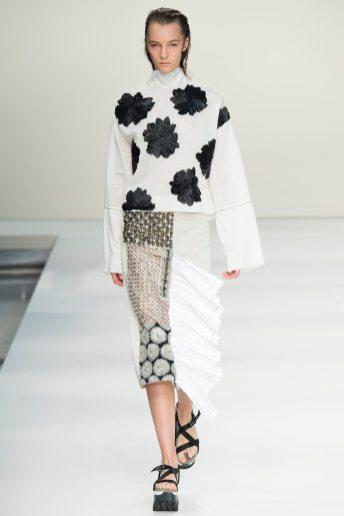 Irina Liss - Marni Spring 2015 Koleksiyonu