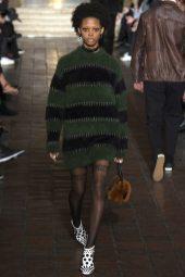 Londone Myers - Alexander Wang Fall 2016 Ready-to-Wear