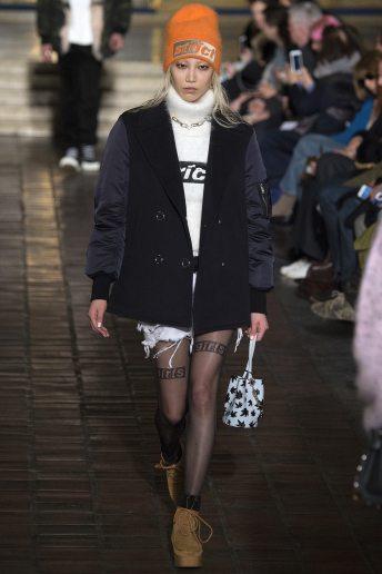 Soo Joo Park - Alexander Wang Fall 2016 Ready-to-Wear
