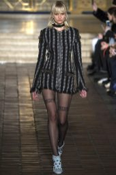 Veronika Vilim - Alexander Wang Fall 2016 Ready to Wear