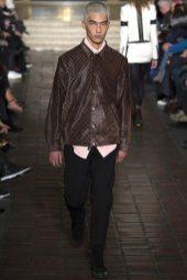 Jun Sung - Alexander Wang Fall 2016 Ready to Wear