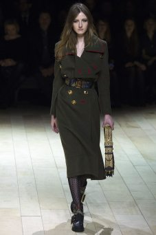 Burberry Fall 2016 Ready-to-Wear