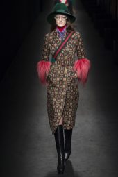 Kremi Otashliyska - Gucci Fall 2016 Ready-to-Wear